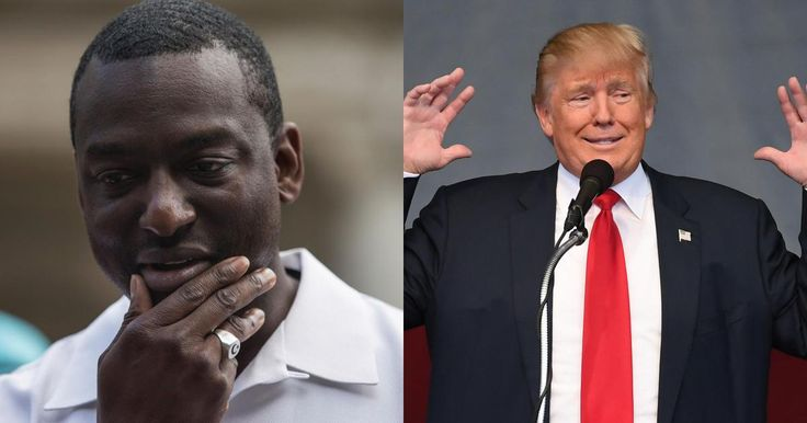 A member of the Central Park Five wants Donald Trump to apologize for saying he should be executed