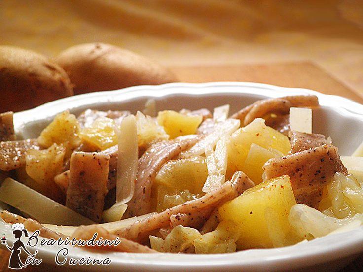 Pizzoccheri alla valtellinese  #cucina #food #recipes #ricetta #italia