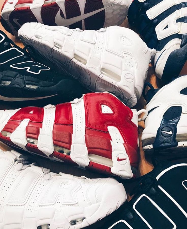 Nike Air More Uptempo Collection