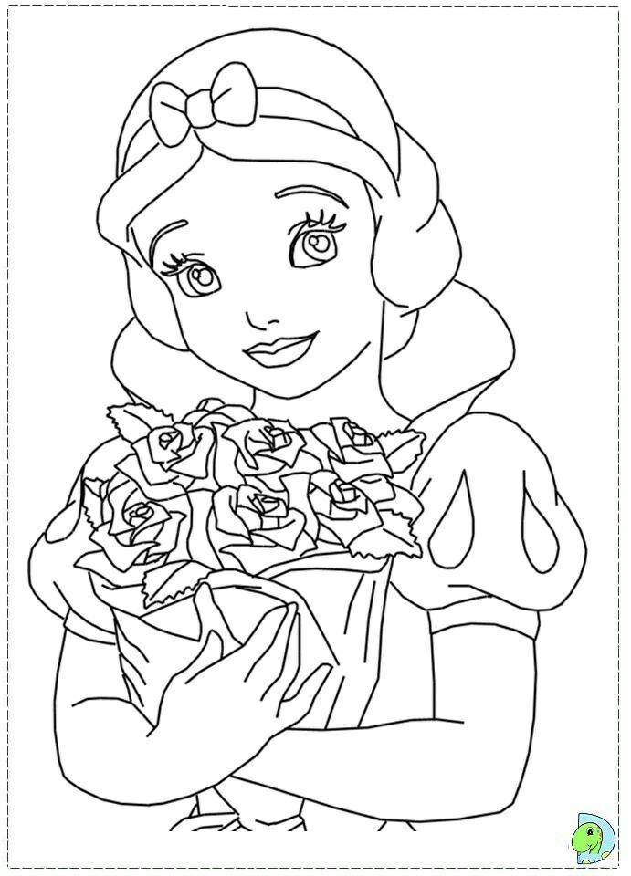 Pin By Hanka Dvorakova On Disney Coloring Pages Disney Coloring Pages Snow White Coloring Pages Disney Princess Coloring Pages