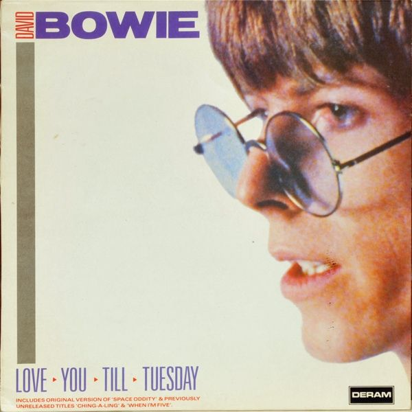 "David Bowie ""Love You Till Tuesday"" 1984"