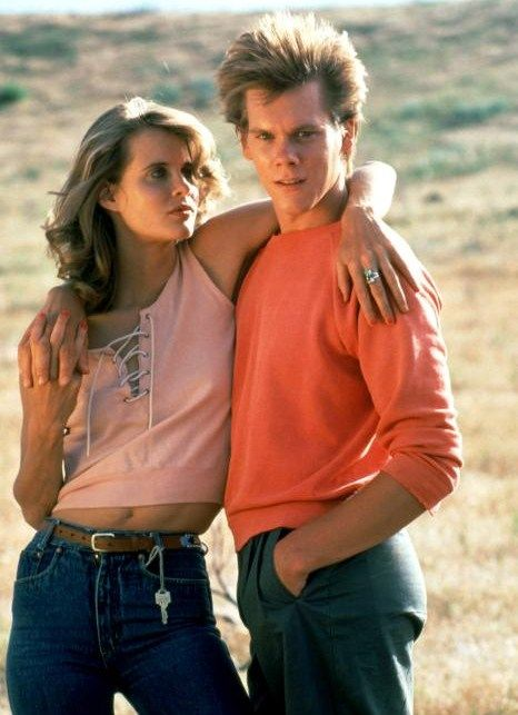 footloose 1984 costumes 1980s pinterest bacon