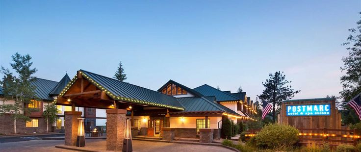 Postmarc Hotel & Spa Suites, South Lake Tahoe
