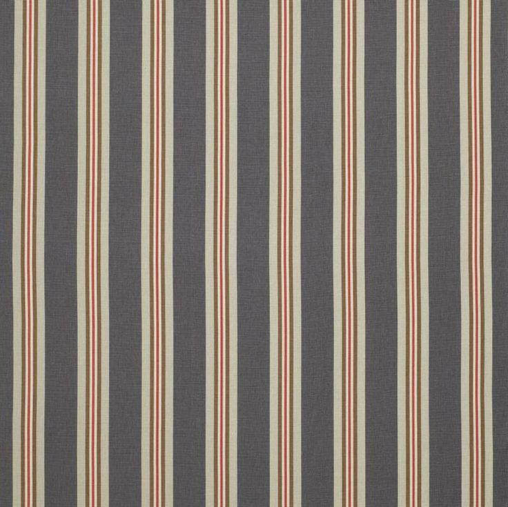 Warwick Fabrics : BERTRAM, Colour JUTE