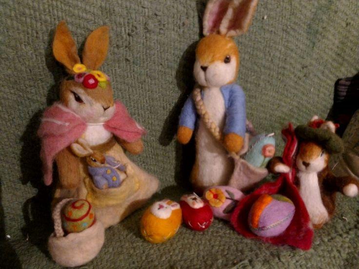 Mis conejos