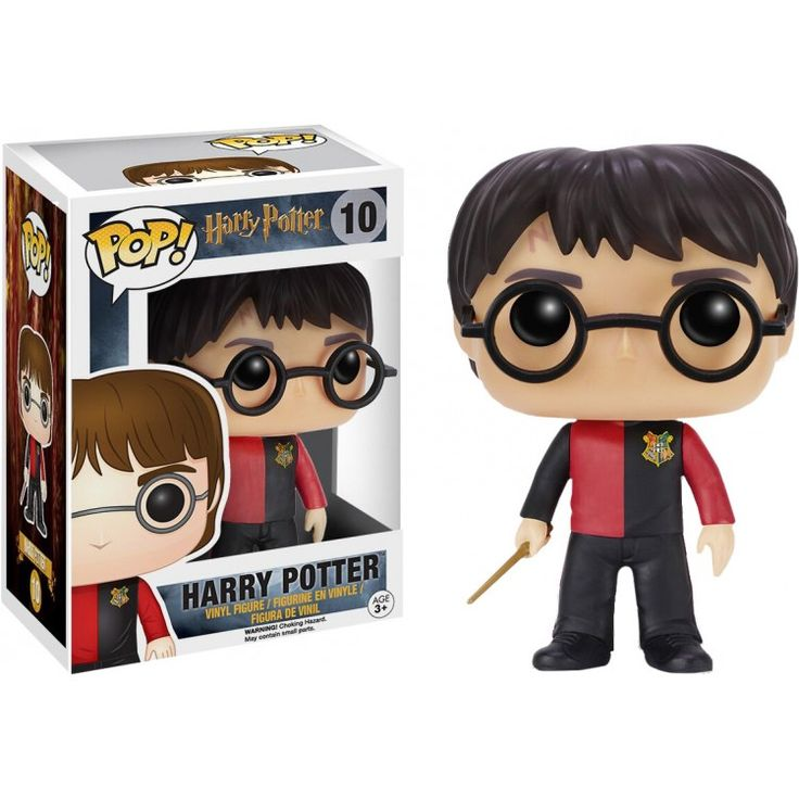 Pop! Vinyl - Harry Potter - Harry Triwizard