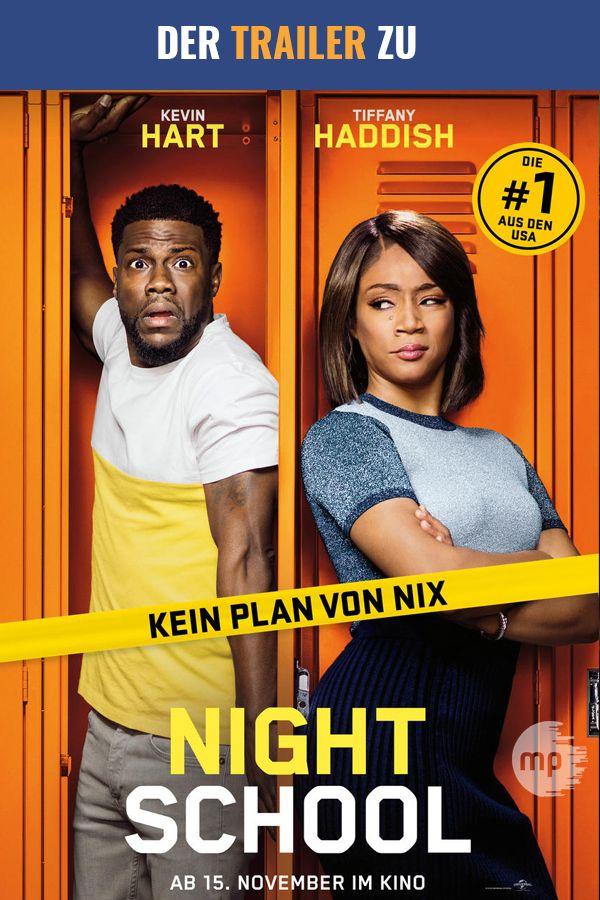 Trailer zu Night School – moviepilot