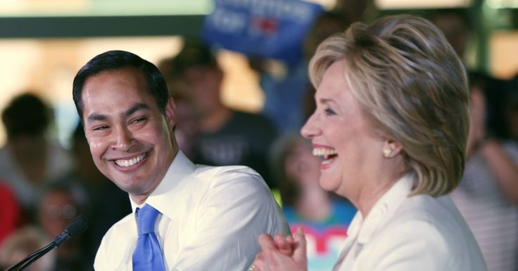 Hillary Hints Julian Castro Could Be VP Pick -- NYMag