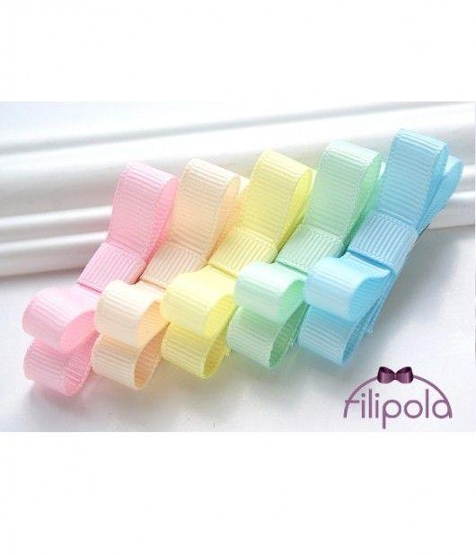 akcesoria - ozdoby do włosów-Filipola Spinki do włosów PATELOWA WIOSNA
