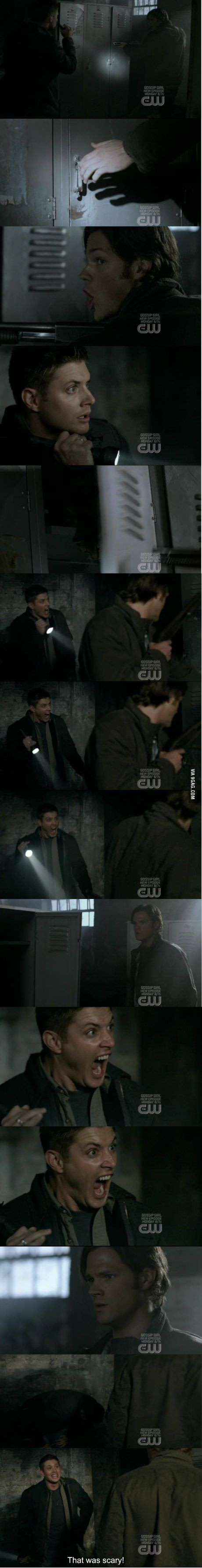 Awesome Dean is Awesome
