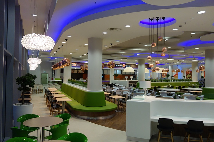 Nugget Design and Basic Collection, Bulgaria Mall Sofia #design #interior #furniture #shopping #foodcourt #architecture #bulgaria #sofia