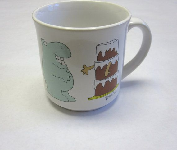 Coffee Cup Mug Boynton Hippo Diet Funny by sweetie2sweetie on Etsy