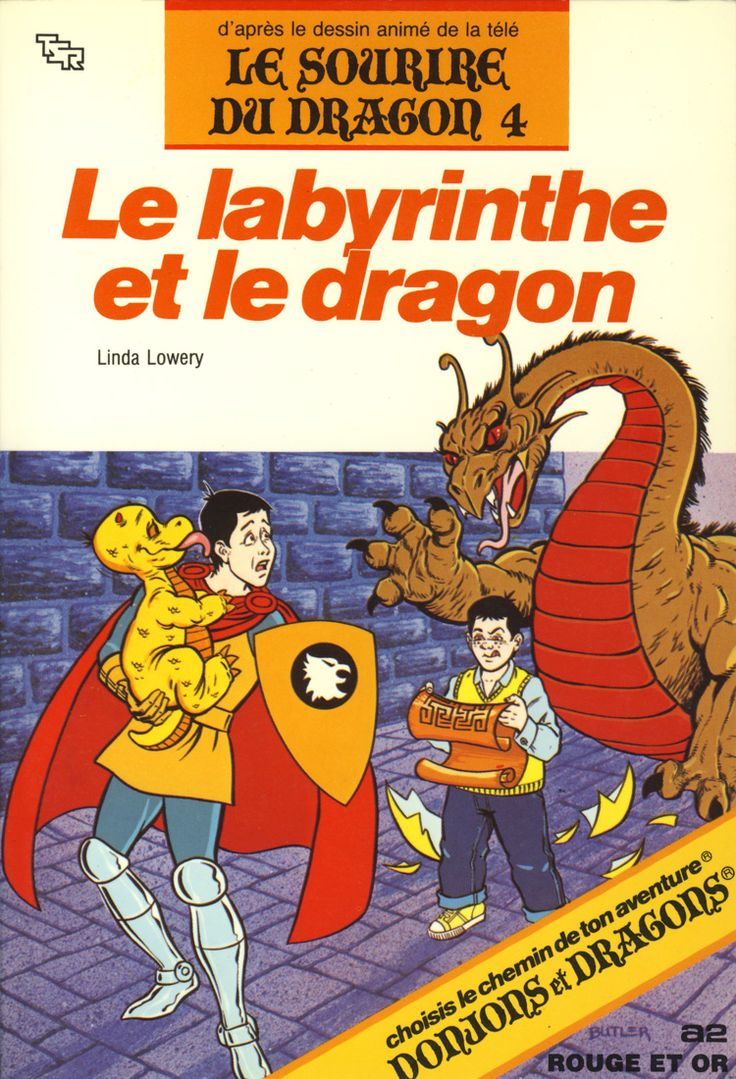 Le labyrinthe et le dragon