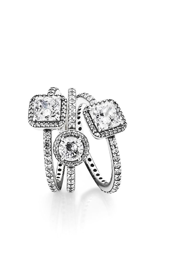 pandora ring collection valentine's day