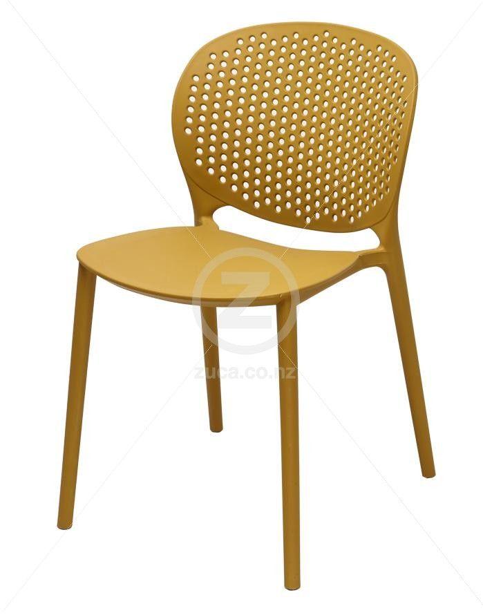 Sonnet Chair by Ennio Mirrino – Ginger