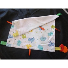 Teething Taggies - Stunning colours! for R45.00