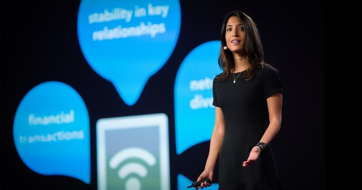 Shivani Siroya: A smart loan for people with no credit history (yet) | TED Talk | TED.com