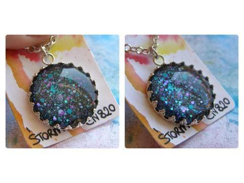 Gorgeous Necklace: 'Storm'