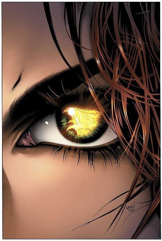 Phoenix Jean Grey                                                                                                                                                      Mais