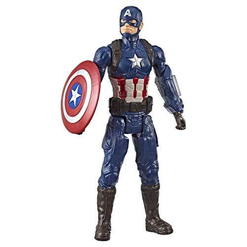 """Avengers 4 Endgame 12/"""" Captain Marvel Hulk Display PVC Action Figure Toy New"""