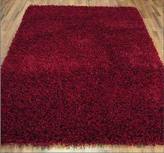 shaggy red by Opening the Book Ltd, via Flickr