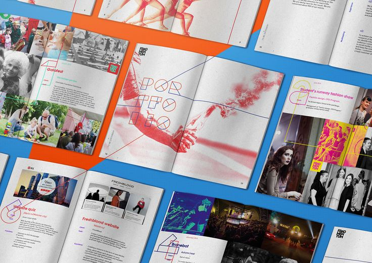 Fragmentum on Behance