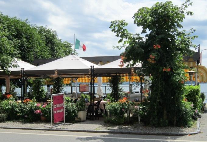 Hotel Ristorante La Terrazza, Belgirate