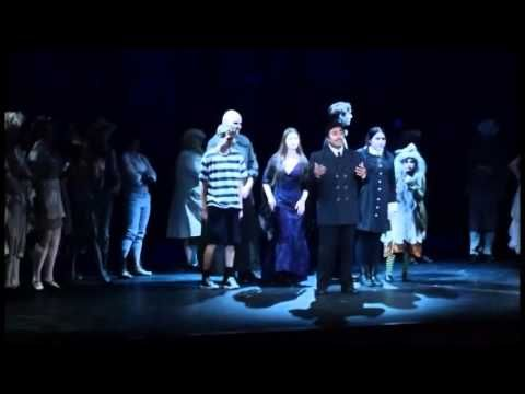 The Addams Family- Full Show - YouTube