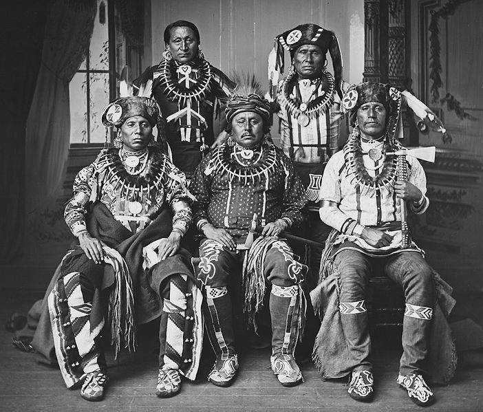 The Seneca Indian people living in Ohio during the eighteenth and nineteenth centuries were related to the Seneca Indian tribe of New York. Description from pinterest.com. I searched for this on bing.com/images
