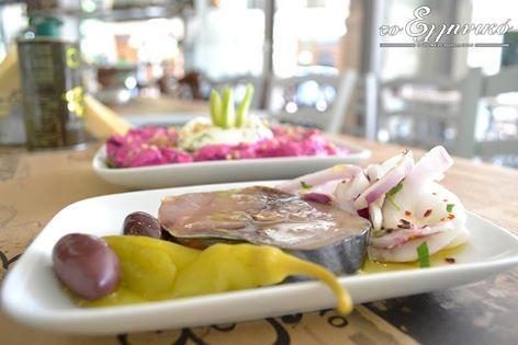 Λακέρδα πολίτικη από Παλαμίδα. Ο απόλυτος καλοκαιρινός μεζές παρέα με το αγαπημένο σας τσίπουρο…  #τοελληνικό #ουζομεζεδοπωλείον #Greek_Food #traditional #Unique_Tastes #Θεσσαλονίκη #Γλυφάδα