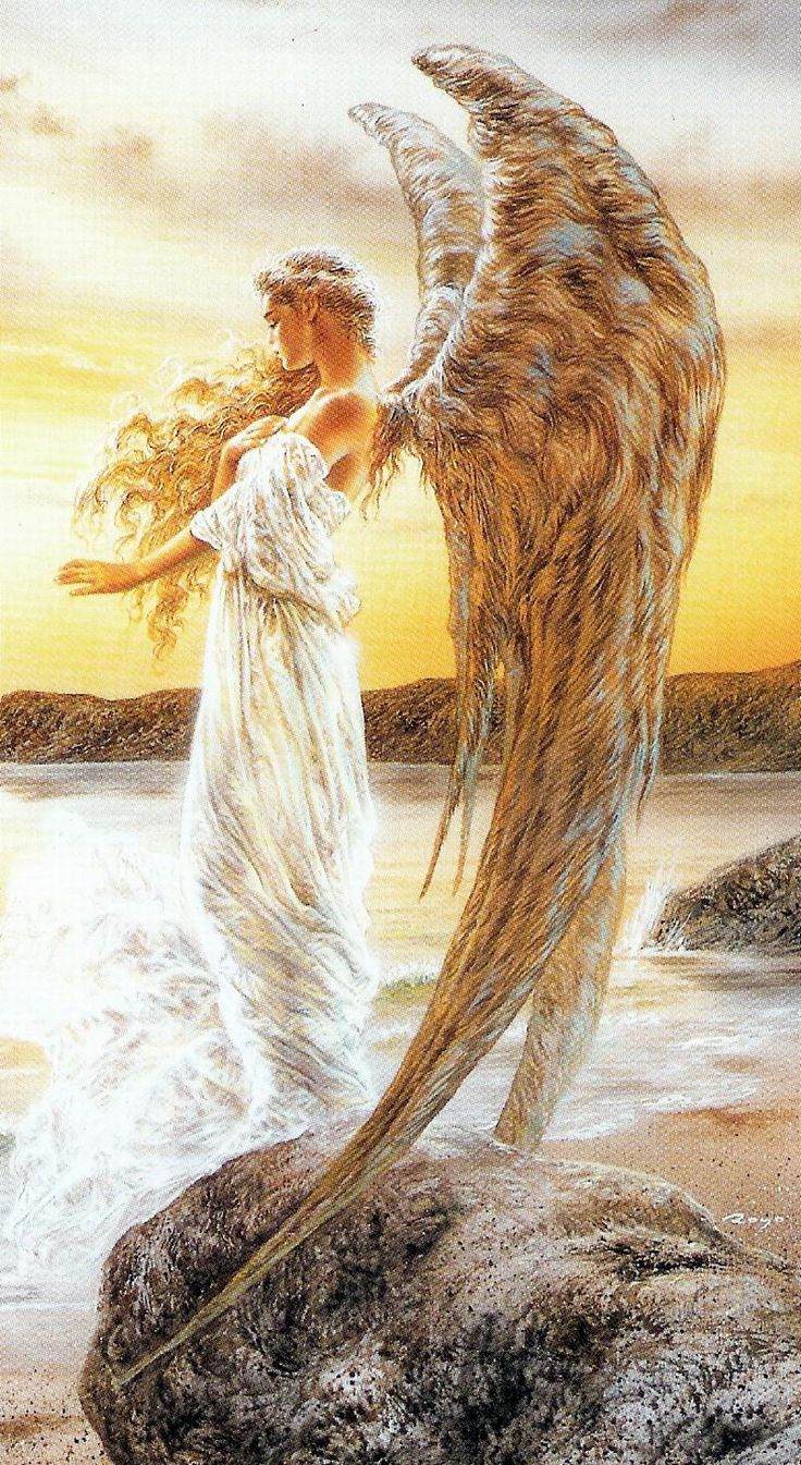 Good Morning My Angel In Russian : Best images about luis royo on pinterest fantasy