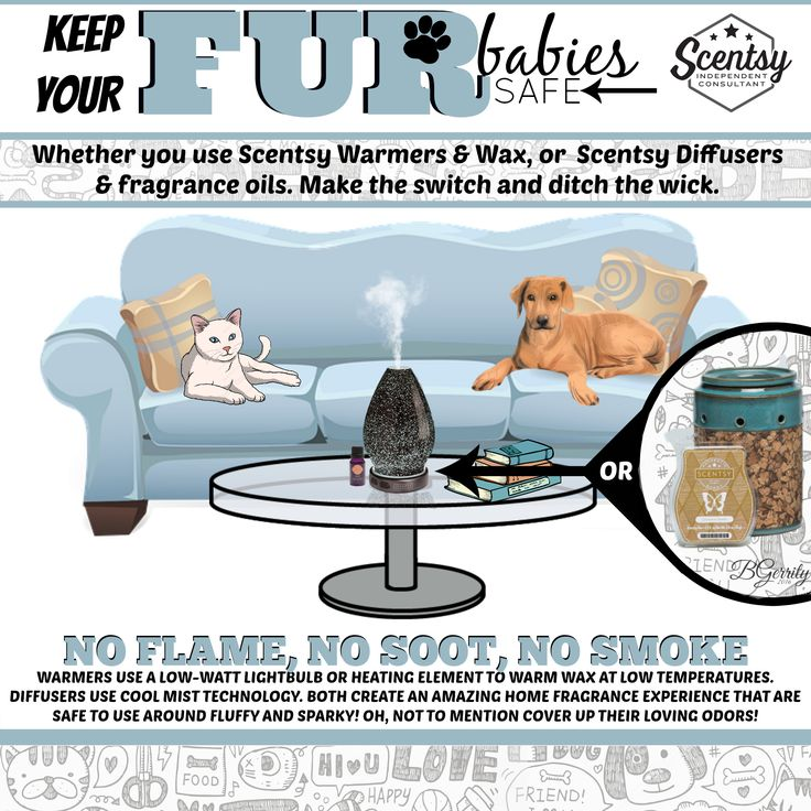 SCENTSY Safety Pets Furbabies FLYER CREATED BY