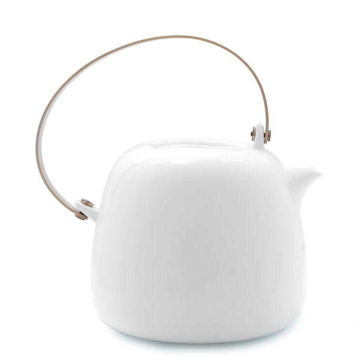 Baronial Teapot