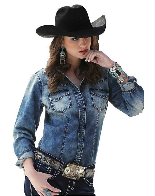 Country Western Fashions for Women
