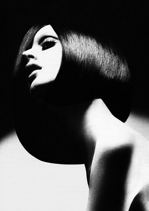 Hair by Vidal Sassoon. ☚