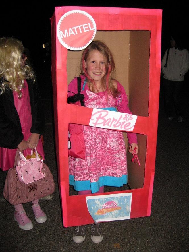 10 best Seasonal images on Pinterest Barbie costumes, Carnivals - barbie halloween costume ideas