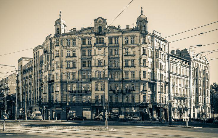 Union of Lublin Square, Warsaw, Poland