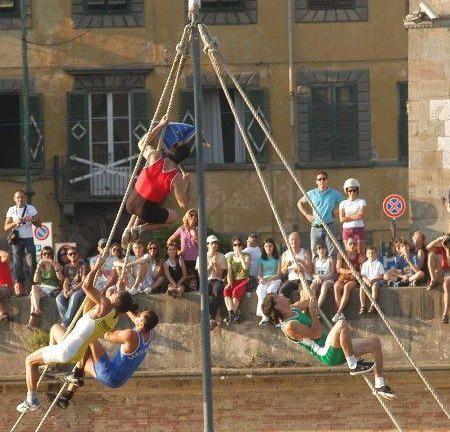 Giugno Pisano - June in Pisa