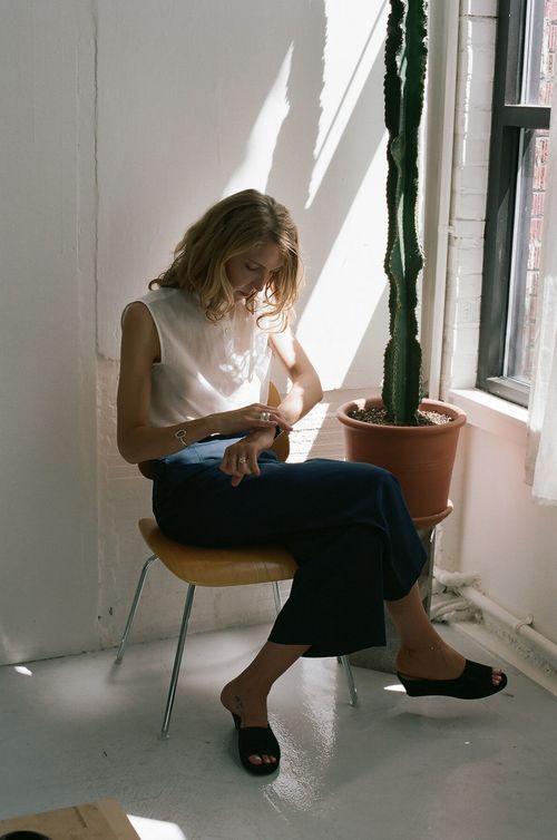 Hannah Ferrara   Steven Alan Journal
