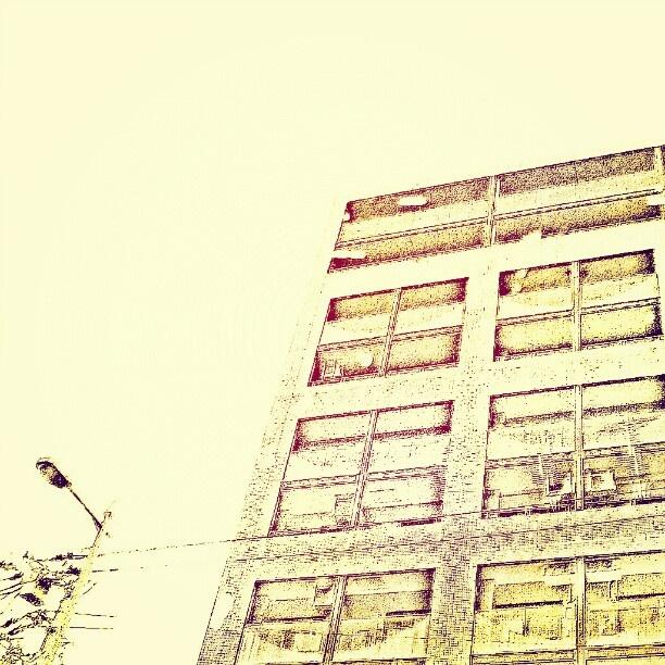 #building #minimalistic