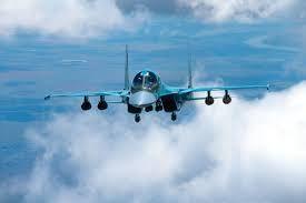 Russian Air Force - Sukhoi Su-34 (Russo Сухой Су-34) (OTAN Fullback)