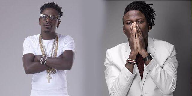 $1m mansion vrs Grammy: Shatta Wale killing Stonebwoys shine?    Attention is one essential element every entertainer needs. In the world of show business attention is needed to be able to sell any product and the hallmark of good entertainers is their ability to fixate attention to their product or themselves in order to thrive in the business.Show business is also fraught with competition; artists are competing to top the charts to outsell each other to bag lucrative deals and to annex…