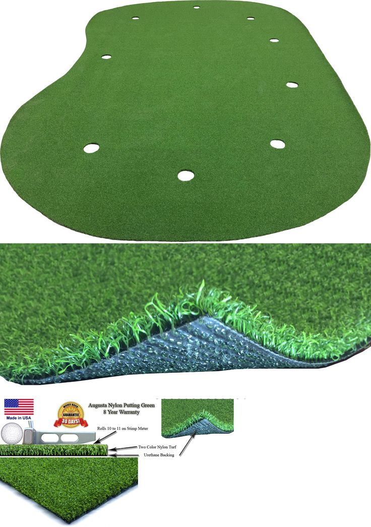 Putting Greens and Aids 36234: 9 Feet X 15 Feet Professional Synthetic Turf Grass Nylon Practice Putting Green -> BUY IT NOW ONLY: $339.99 on eBay!