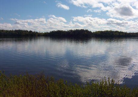 Lake Kirkland Lake!