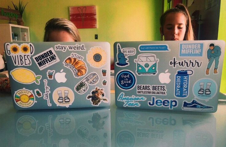 Vsco Happy Vibess Squad In 2019 Cute Laptop Stickers