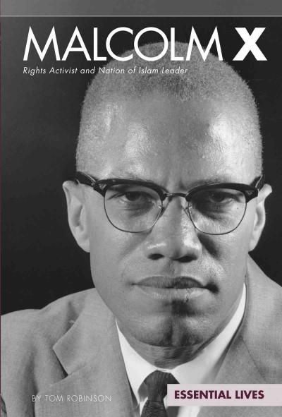 Presents the life of the African-American activist, describing his difficult childhood, criminal activities and imprisonment, conversion to the Nation of Islam, and assassination in 1965.