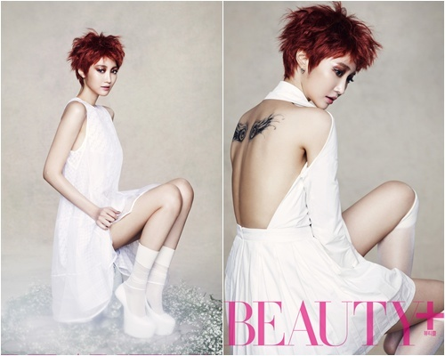 Go Jun hee, preposterous pictorial with BEAUTY+