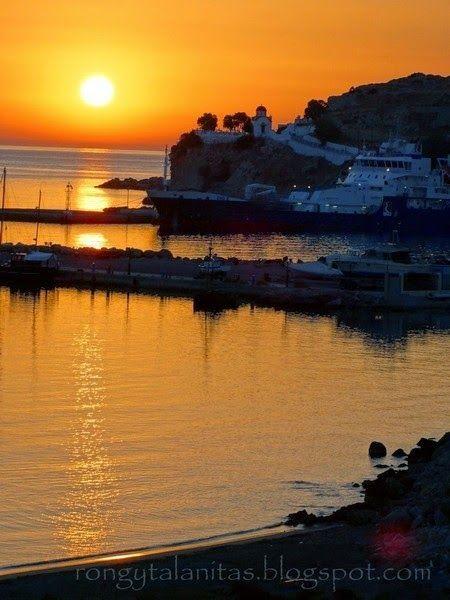 Good morning sunshine, good morning Karpathos! :)