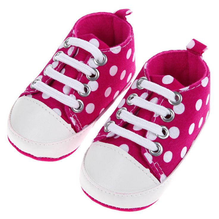 Nice Baby Shoes Dot Toddler Shoes For Kids Girls Boy Soft Sole Sneaker Prewalker Footwear Shoes For Babies Newbrons Infantil Winter - $ - Buy it Now!