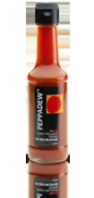 Peppadew® Splash-on Sauce - Mild    Description    For Snacks that satisfy,dinners that delight and desserts with a difference. Splash-On to your favourites with Peppadew® Splash-On Sauce.